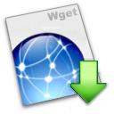 Download ngantri dengan wget